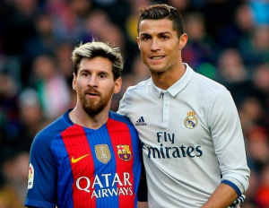 See What Messi Says About Ronaldo