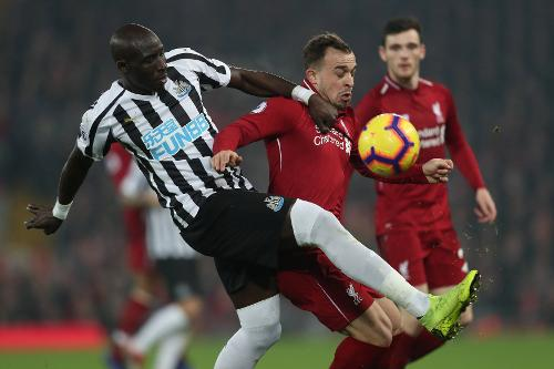 Liverpool vs Newcastle United 4-0 – Highlights & Goals