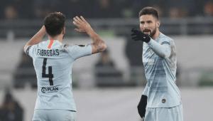 Video: Vidi FC 2 vs 2 Chelsea (Europa League) Highlights & Goals