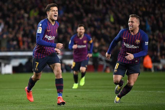 Barcelona vs Sevilla 6-1 (AGG 6-3) - Highlights & Goals (Download Video)