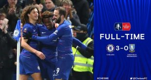 Chelsea vs Sheffield Wed 3-0 - Highlights & Goals (Download Video)