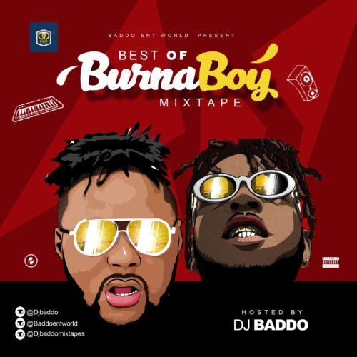 DJ Baddo - Best Of Burna Boy Mix (Mixtape)