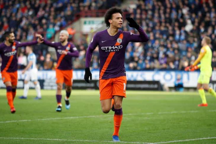 Huddersfield vs Manchester City 0-3 - Highlights & Goals