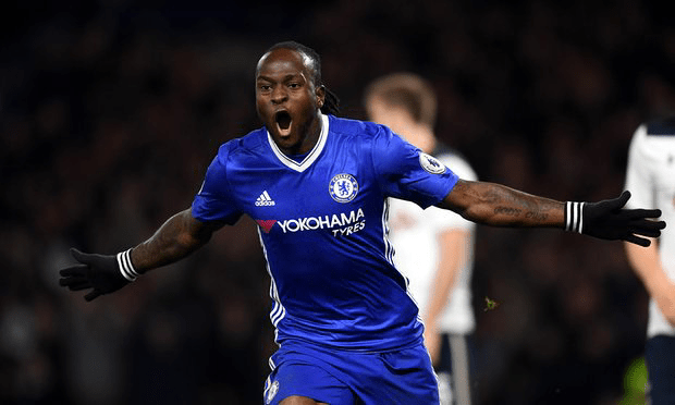 Transfer News: Victor Moses Joins New Club In London