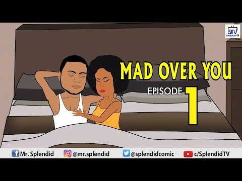 Splendid Cartoon - Mad Over You (Episode 1) [Comedy Video]