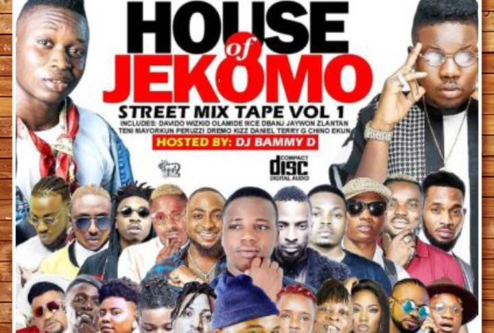 "DJ Bammy D – ""House Of Jekomo Mixtape Vol 1"