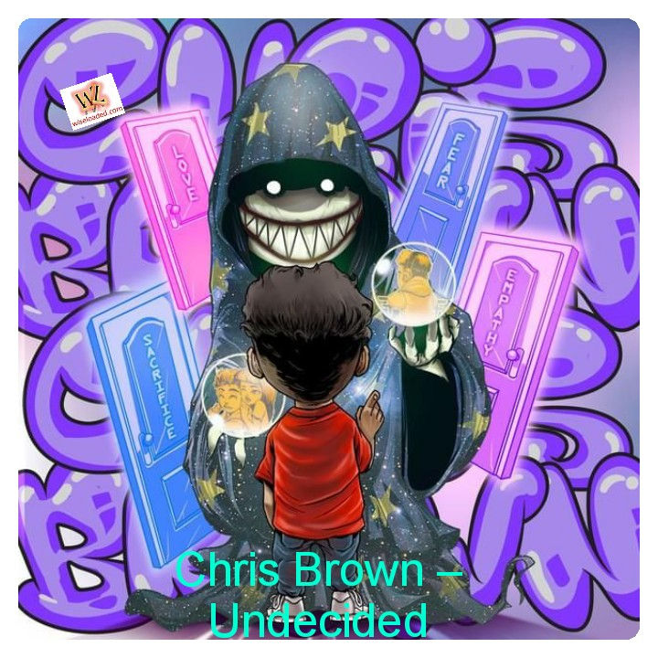 Chris Brown – Undecided