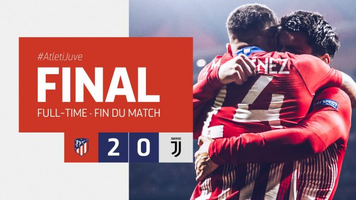 Atletico Madrid vs Juventus 2-0 - Highlights & Goals (Download Video)