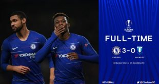 Chelsea vs Malmo 3-0 (AGG 5-1) - Highlights & Goals
