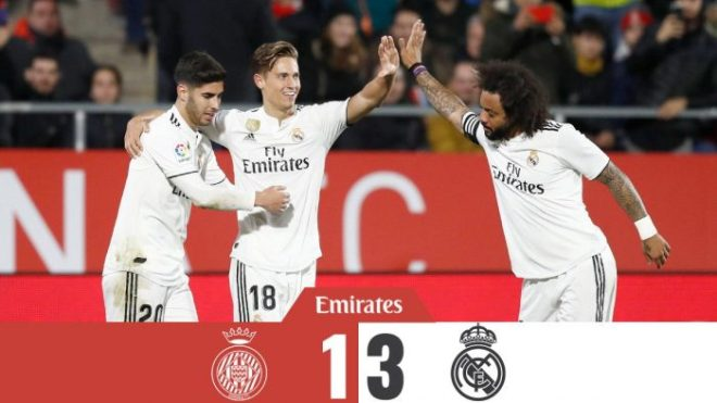 Girona vs Real Madrid 1-3 (AGG 3-7) - Highlights & Goals