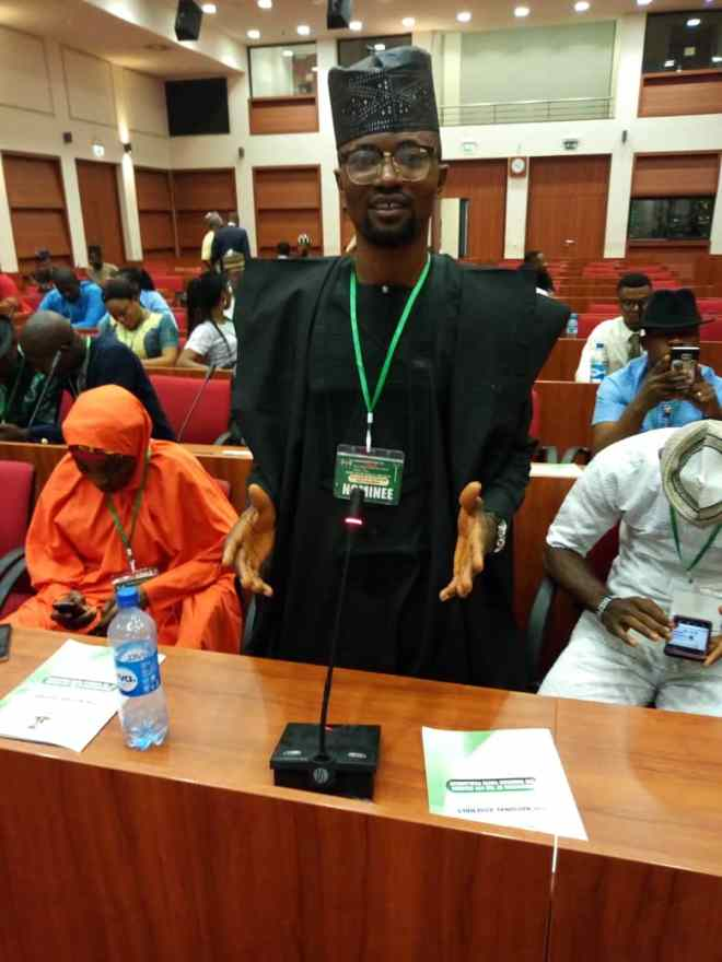 """Advocacy For Peaceful Election Come """"Feb 16, 2019"""" -  Hon. Olufemi Adeyemi"""