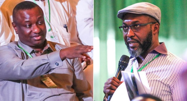 Chidoka Rejects Presidential Results From North And Keyamo Reacts
