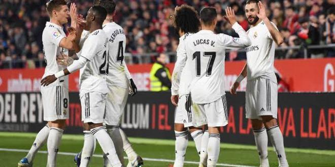 Real Madrid vs Alaves 3-0 - Highlights & Goals