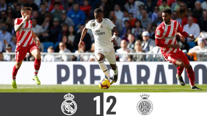 Real Madrid vs Girona 1-2 - Highlights & Goals (Download Video)