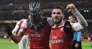 Arsenal vs Rennes 3-0 (Agg 4-3) - Highlights & Goals