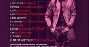 Del B - Consider ft. Flavour x Wizkid