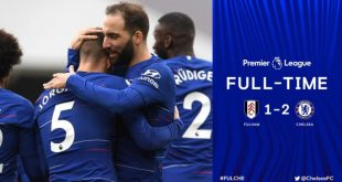 Fulham vs Chelsea 1-2 - Highlights & Goals