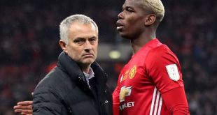 Mourinho Finally Opens Up Why He Has Problem With Pogba At Man United