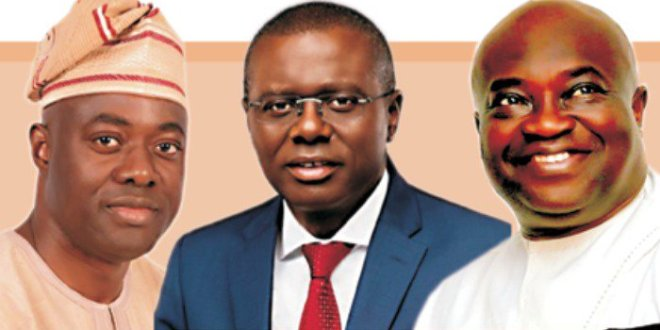 Check Out The Early List Of Governors-Elect In 2019 Elections