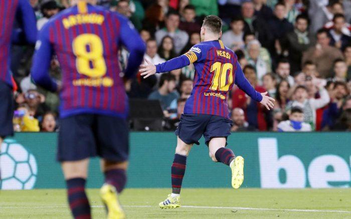 Real Betis vs Barcelona 1-4 - Highlights & Goals