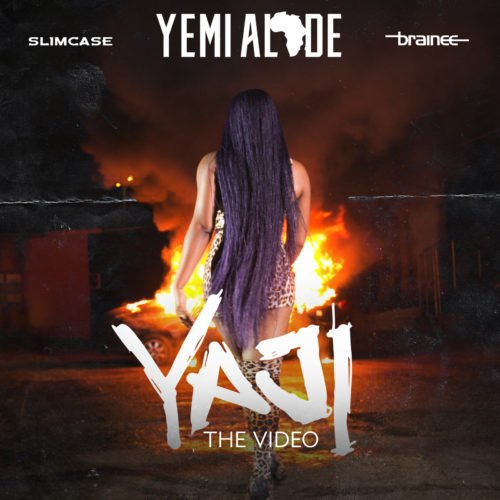 Yemi Alade - Yaji ft. Slimcase & Brainee