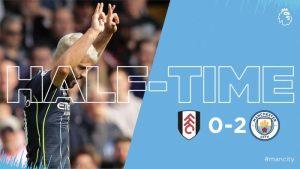 Fulham vs Manchester City 0-2 - Highlights & Goals