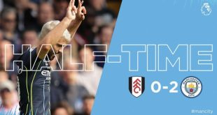 Fulham vs Manchester City 0-2 - Highlights & Goals