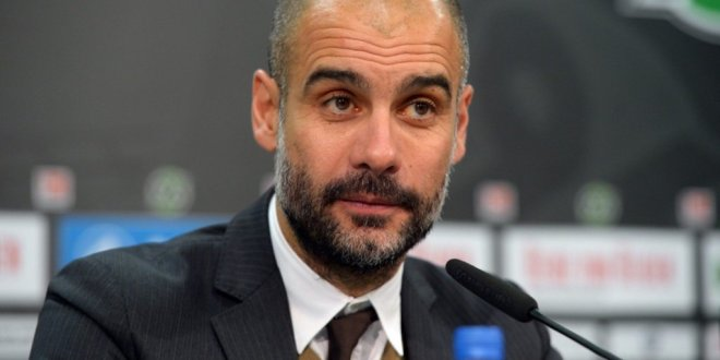 Guardiola Reportedly Agrees To Sign For Juventus