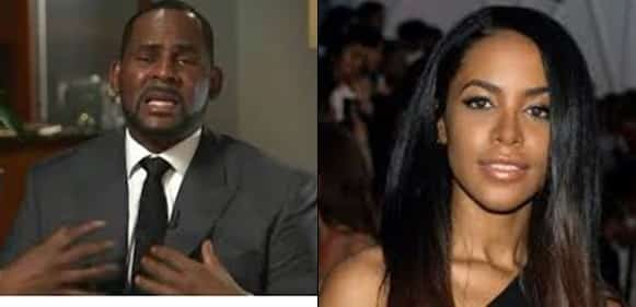 Total Bull Shit - R Kelly Says As He Denies Having sex with Aaliyah's mom