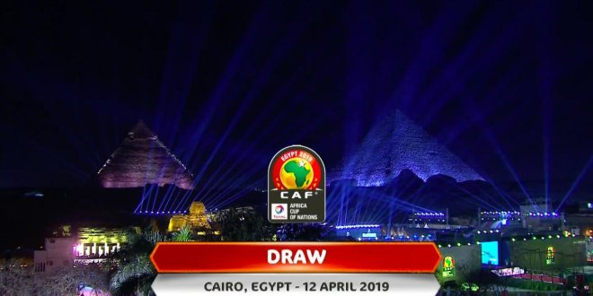 Super Eagles Gets Easy Group Stage Draw In AFCON 2019 (See Full List)