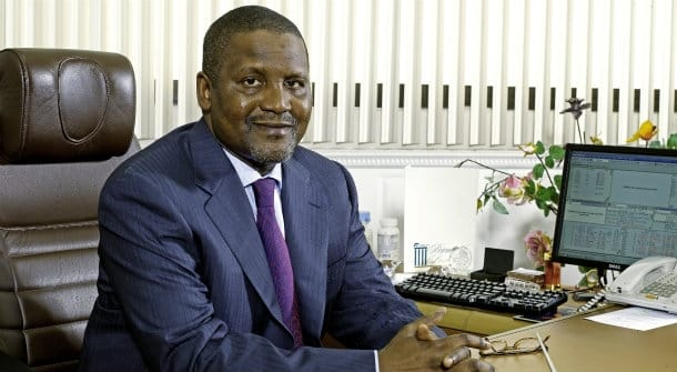 Dangote Reveals Why He Has No House Abroad