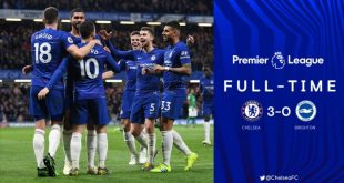 Chelsea vs Brighton 3-0 - Highlights & Goals
