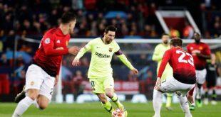 Manchester United vs Barcelona 0-1 - Highlights & Goals
