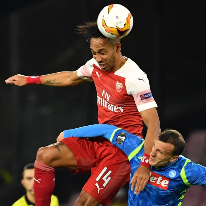Napoli vs Arsenal 0-1 (Agg 0-3) - Highlights & Goals (Download Video)