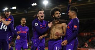 Southampton vs Liverpool 1-3 - Highlights & Goals