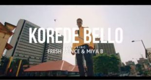 Korede Bello - Joko ft. Fresh Prince & Miya B