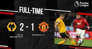Wolves vs Manchester United 2-1 - Highlights & Goals (Download Video)