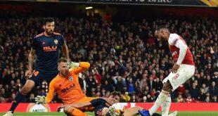 Arsenal vs Valencia 3-1 - Highlights & Goals