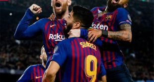 Barcelona vs Liverpool 3-0 - Highlights & Goals