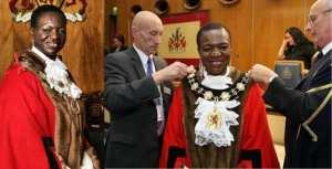 Nigeria-Born Woman Sworn In As Mayor Of Enfield, UK (Photos)
