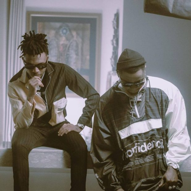 Mayorkun ft. Kizz Daniel - True