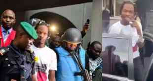 Naira Marley Released On Bail (Video)