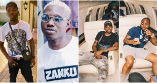 Aremo Gucci Exposes The Truth Over Zlatan's Release, DMW Aloma Reacts (Photos + Video)