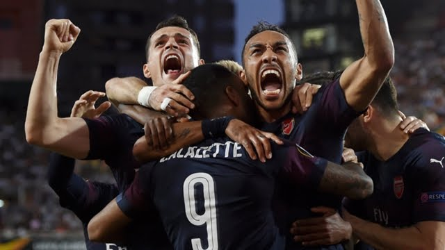 Valencia vs Arsenal 2-4 - (Agg 3-7) Highlights & Goals