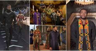 Black Panther Producers In Trouble For Using Ghanian Traditional Wear Without Permission
