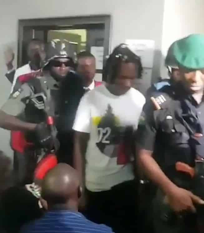 Naira Marley To Be Remanded In Prison As He Pleads Not Guilty (Photos)