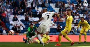 Real Madrid vs Villarreal 3-2 - Highlights & Goals