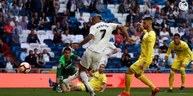 Real Madrid vs Villarreal 3-2 - Highlights & Goals
