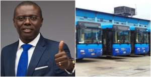 Sanwo-Olu Reveals He Will Pay Graduate N100,000 Monthly To Drive BRT