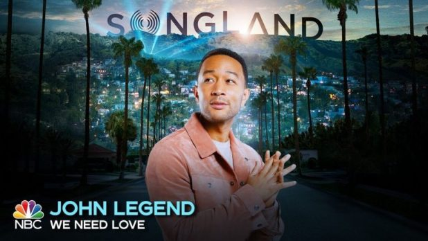 John Legend - We Need Love (From Songland)